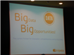 Tripsta Despre Big Data la eTravel Conference
